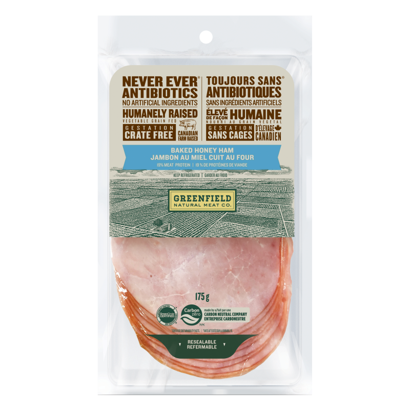 Greenfield Natural Meat Co Honey Ham