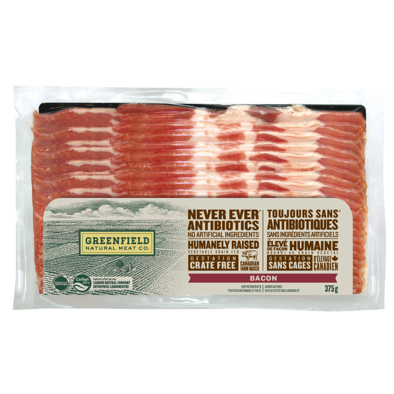 Greenfield Natural Meat Co Bacon