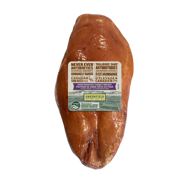 Greenfield Natural Meat Co Oven Roasted Turkey Breast
